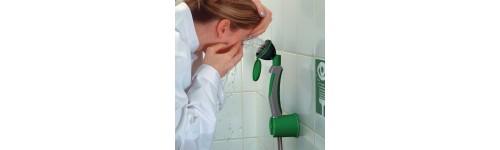 Oční havarijní sprchy ruční